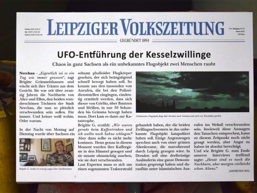 """""""Die Entführung der Kessel Zwillinge"""" / Dirk Eckert @ 2019"""
