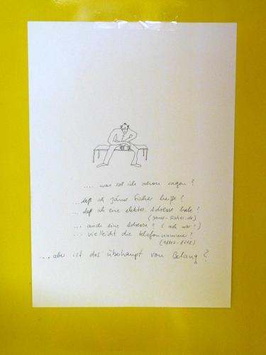 Janos Fischer- Arbeiten